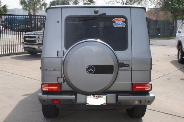 2011 Mercedes-Benz G550 Houston, Texas 5