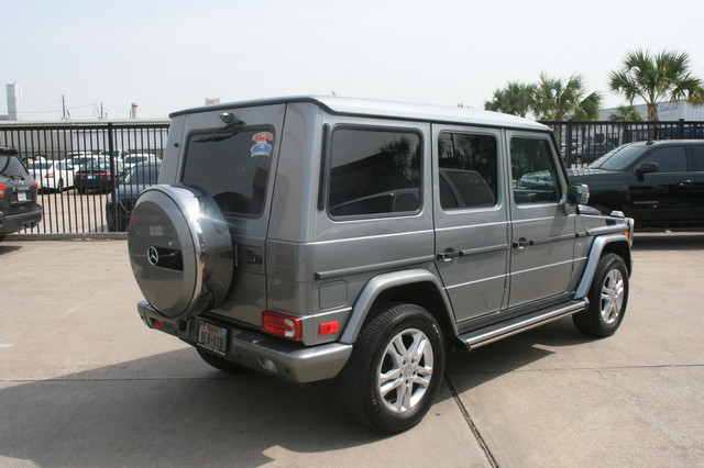 2011 Mercedes-Benz G550 Houston, Texas 3