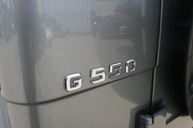 2011 Mercedes-Benz G550 Houston, Texas 8