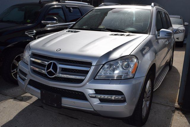 2011 Mercedes-Benz GL 350 BlueTEC Richmond Hill, New York 2