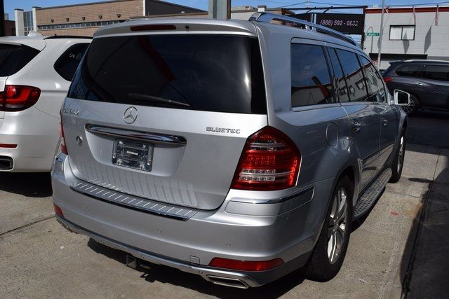 2011 Mercedes-Benz GL 350 BlueTEC Richmond Hill, New York 4