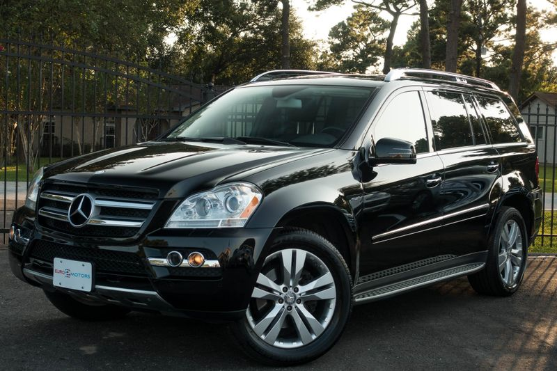 2011 Mercedes-Benz GL 350 BlueTEC   Texas  EURO 2 MOTORS  in , Texas