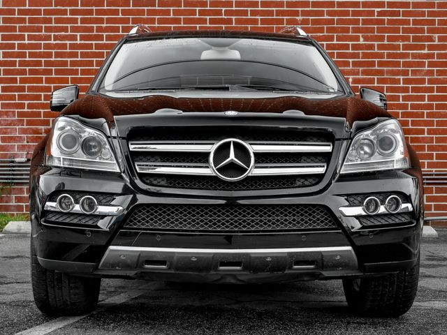 2011 Mercedes-Benz GL 450 Burbank, CA 2