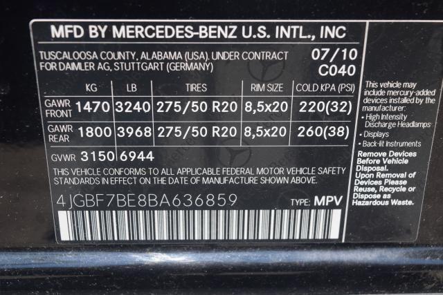 2011 Mercedes-Benz GL 450 GL450 SUV Richmond Hill, New York 25