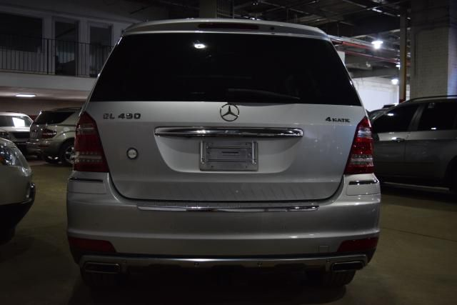 2011 Mercedes-Benz GL 450 GL450 SUV Richmond Hill, New York 3