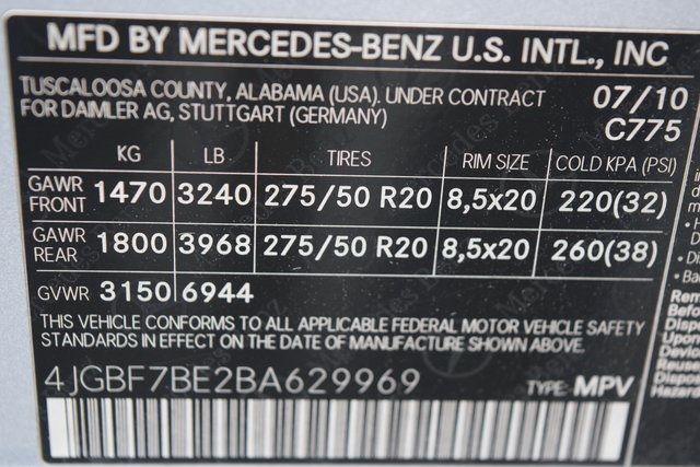 2011 Mercedes-Benz GL 450 GL450 SUV Richmond Hill, New York 24