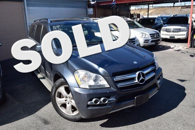 2011 Mercedes-Benz GL 450 GL 450 Richmond Hill, New York 0