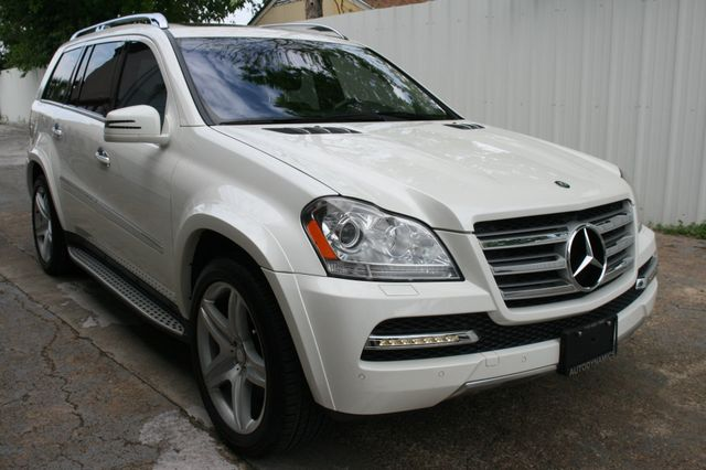 2011 Mercedes-Benz GL 550 Houston, Texas 1