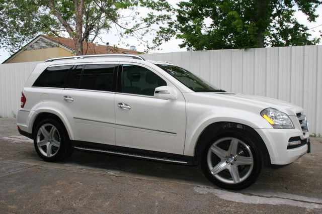 2011 Mercedes-Benz GL 550 Houston, Texas 2