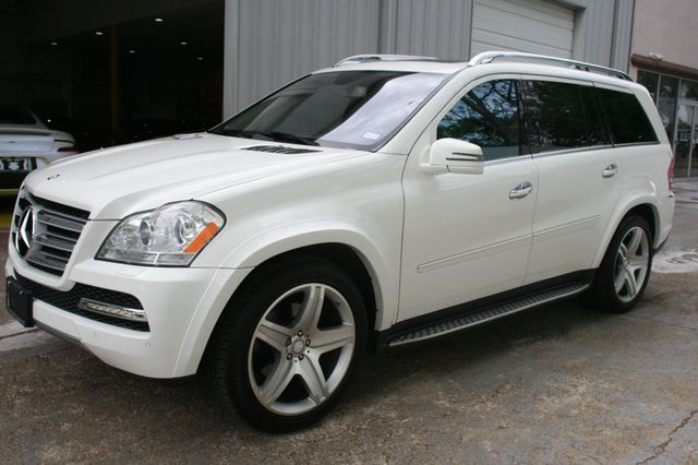 2011 Mercedes-Benz GL 550 Houston, Texas 4