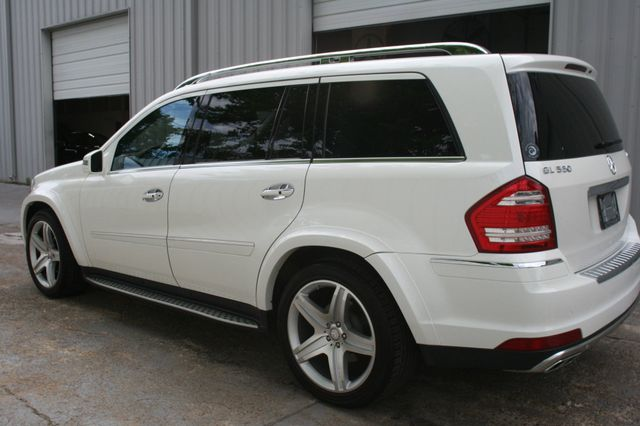 2011 Mercedes-Benz GL 550 Houston, Texas 5