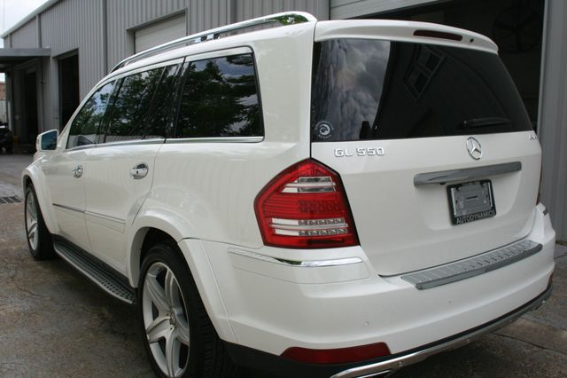 2011 Mercedes-Benz GL 550 Houston, Texas 6