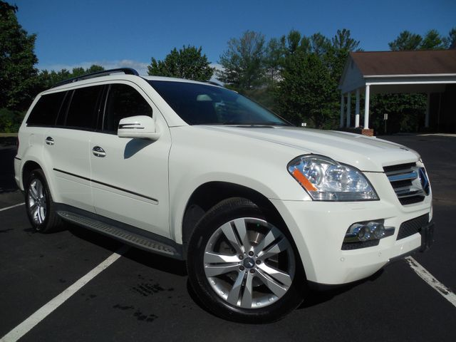 2011 Mercedes-Benz GL450 4MATIC Leesburg, Virginia 1