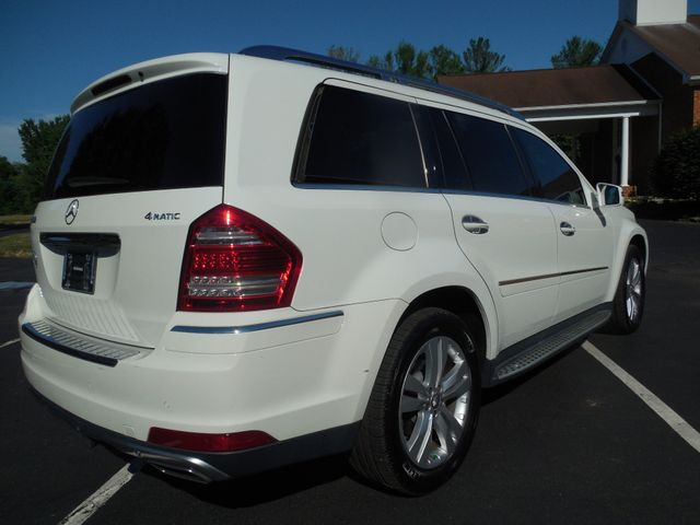 2011 Mercedes-Benz GL450 4MATIC Leesburg, Virginia 2