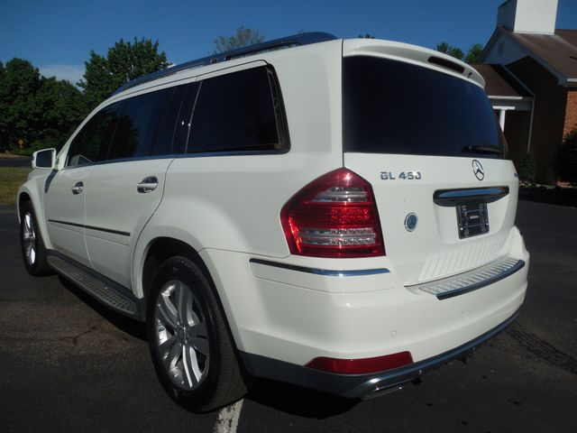2011 Mercedes-Benz GL450 4MATIC Leesburg, Virginia 3