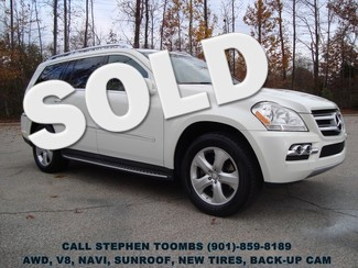 2011 Mercedes-Benz GL450 AWD, NAV, ROOF, V8, BACK-UP CAM, NEW TIRES in  Tennessee