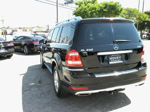 2011 Mercedes-Benz GL450 4matic (AWD) San Antonio, Texas 5
