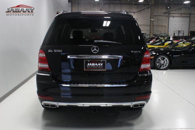 2011 Mercedes-Benz GL 550 Merrillville, Indiana 3
