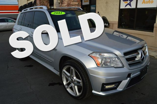 2011 Mercedes-Benz GLK 350 350 4MATIC | Bountiful, UT | Antion Auto in Bountiful UT