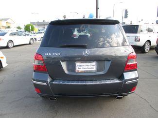 2011 Mercedes-Benz GLK 350 SUV Costa Mesa, California 4