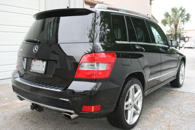2011 Mercedes-Benz GLK 350 Houston, Texas 4