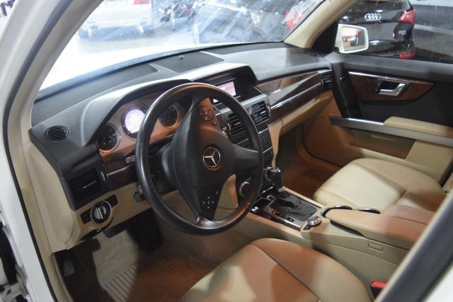 2011 Mercedes-Benz GLK 350 4MATIC 4dr GLK350 Richmond Hill, New York 9