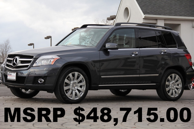 2011 Mercedes GLK-Class AWD GLK350 4MATIC 4dr SUV AMFM CD Player CD Changer Anti-Theft Sunroof