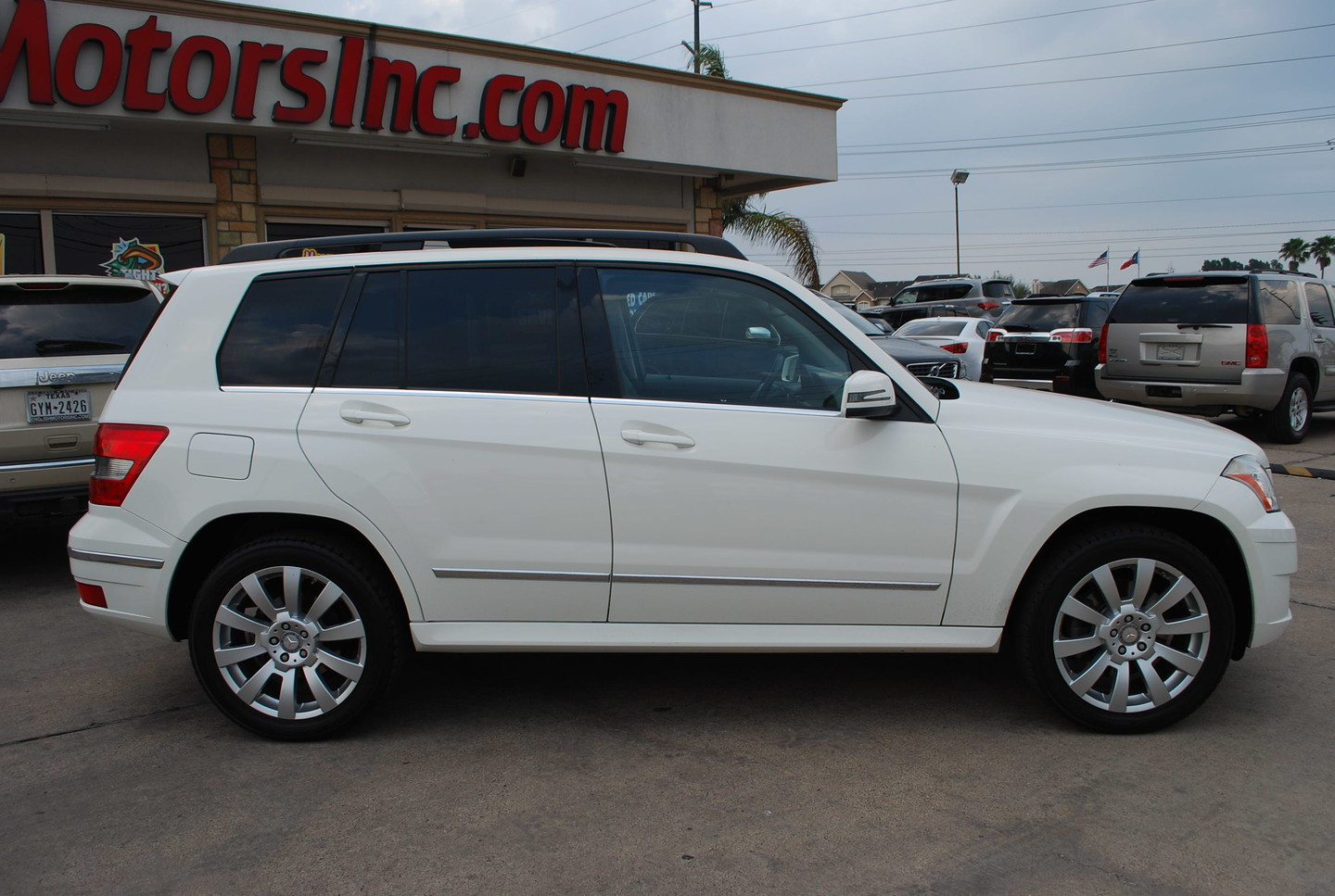 Mercedes glk350 bing images for English motors in brownsville