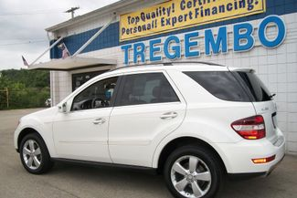 2011 Mercedes-Benz ML 350 4MATIC Bentleyville, Pennsylvania 36