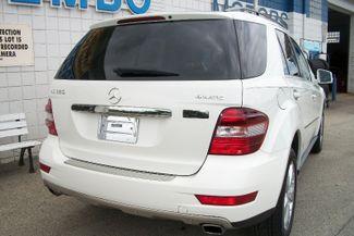 2011 Mercedes-Benz ML 350 4MATIC Bentleyville, Pennsylvania 45