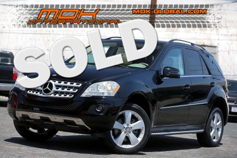 2011 Mercedes-Benz ML 350 - Premium 1 pkg - Navigation - Heated seats in Los Angeles