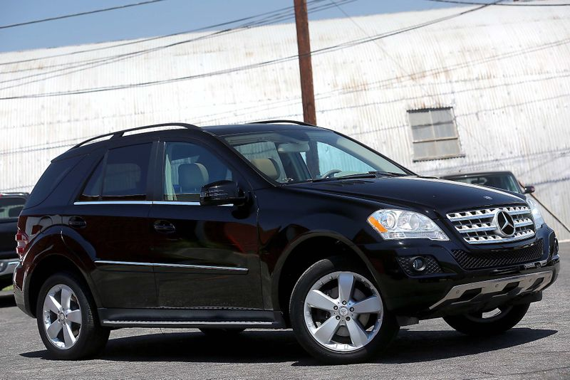 2011 Mercedes-Benz ML 350 - Premium 1 pkg - Navigation - Heated seats  city California  MDK International  in Los Angeles, California