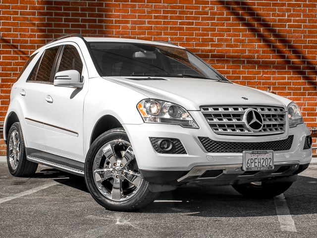 2011 Mercedes-Benz ML 350 Burbank, CA 2