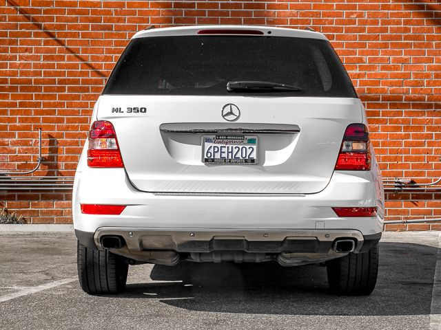 2011 Mercedes-Benz ML 350 Burbank, CA 3