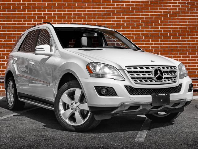 2011 Mercedes-Benz ML 350 Burbank, CA 1