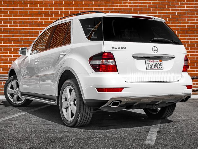 2011 Mercedes-Benz ML 350 Burbank, CA 5