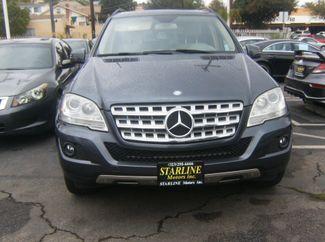 2011 Mercedes-Benz ML 350 Los Angeles, CA 1