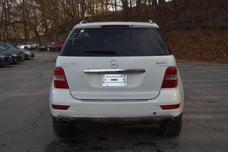 2011 Mercedes-Benz ML 350 4Matic Naugatuck, Connecticut 3
