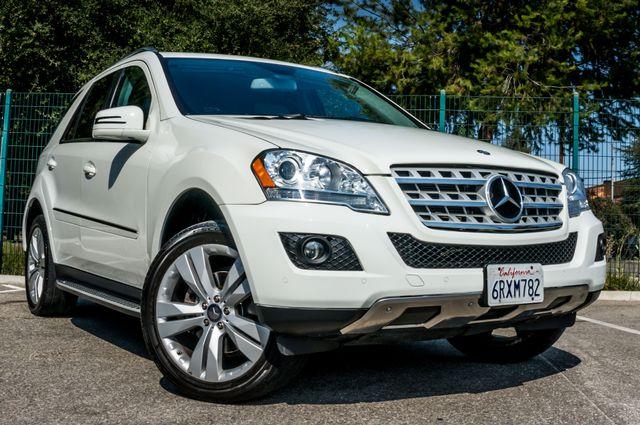 2011 Mercedes-Benz ML 350 NAVI - BACK UP CAMERA - 41k Miles - 1OWNER Reseda, CA 52