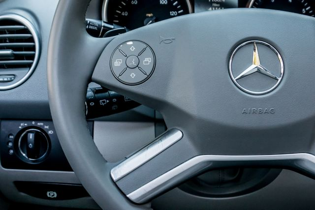 2011 Mercedes-Benz ML 350 NAVI - BACK UP CAMERA - 41k Miles - 1OWNER Reseda, CA 22