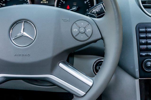 2011 Mercedes-Benz ML 350 NAVI - BACK UP CAMERA - 41k Miles - 1OWNER Reseda, CA 23