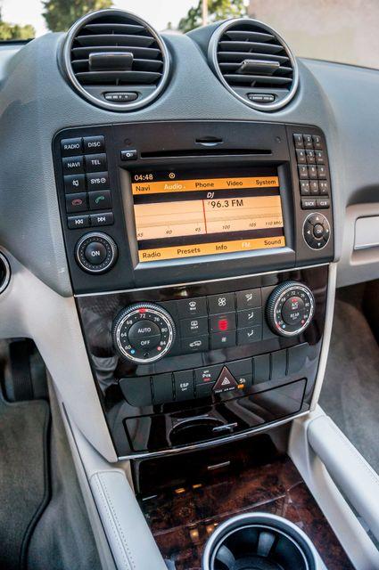 2011 Mercedes-Benz ML 350 NAVI - BACK UP CAMERA - 41k Miles - 1OWNER Reseda, CA 31
