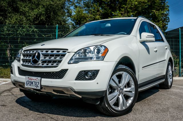 2011 Mercedes-Benz ML 350 NAVI - BACK UP CAMERA - 41k Miles - 1OWNER Reseda, CA 49