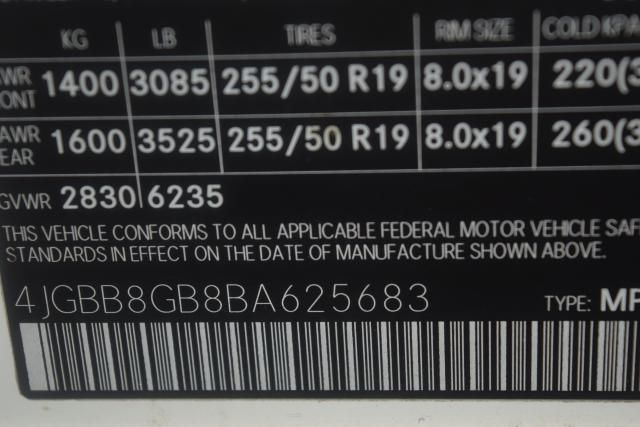 2011 Mercedes-Benz ML 350 ML350 SUV Richmond Hill, New York 19