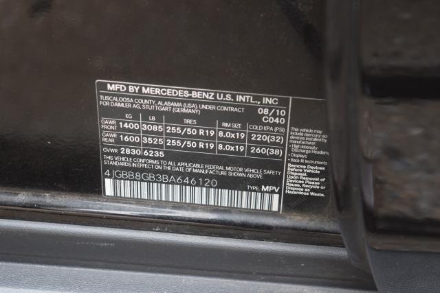 2011 Mercedes-Benz ML 350 ML350 SUV Richmond Hill, New York 25