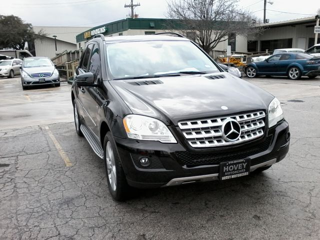 2011 Mercedes-Benz ML 350 BlueTEC Diesel San Antonio, Texas 1