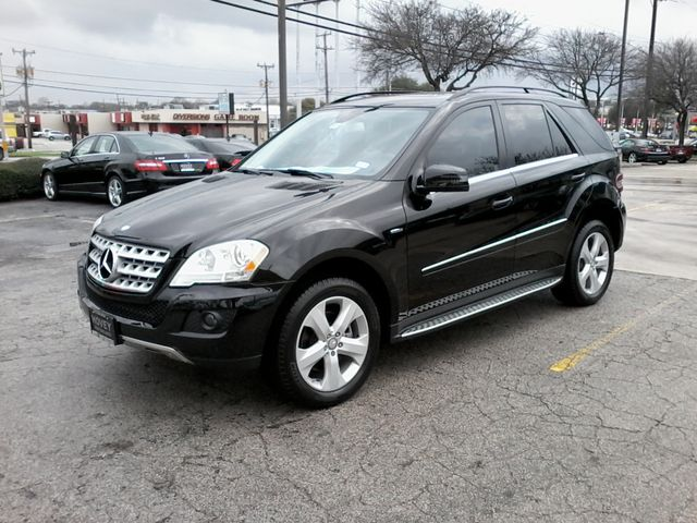 2011 Mercedes-Benz ML 350 BlueTEC Diesel San Antonio, Texas 3