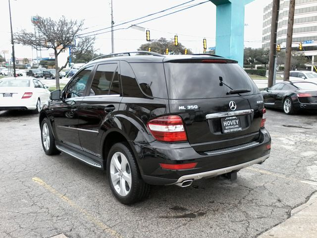 2011 Mercedes-Benz ML 350 BlueTEC Diesel San Antonio, Texas 6