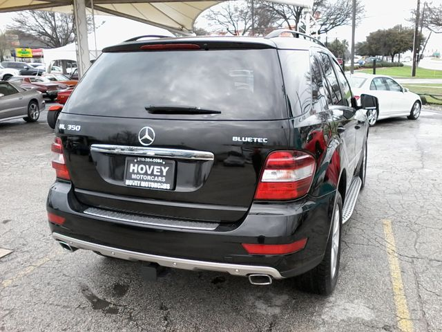 2011 Mercedes-Benz ML 350 BlueTEC Diesel San Antonio, Texas 9