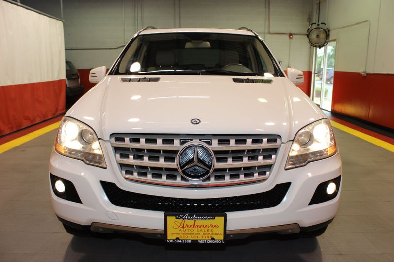 2011 Mercedes-Benz ML 350   city Illinois  Ardmore Auto Sales  in West Chicago, Illinois